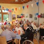 Feier im Altenheim Emmaus in Hohen Neuendorf