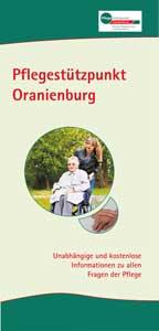 Flyer Download Pflegestützpunkt Oranienburg